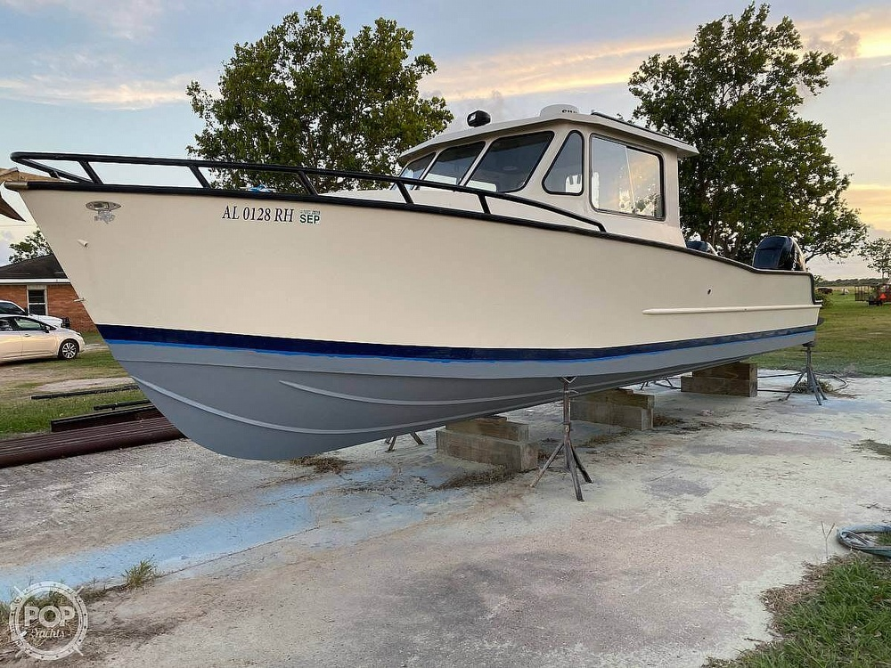 2017 Custom boat for sale, model of the boat is 35 Aluminum Hull & Image # 5 of 18