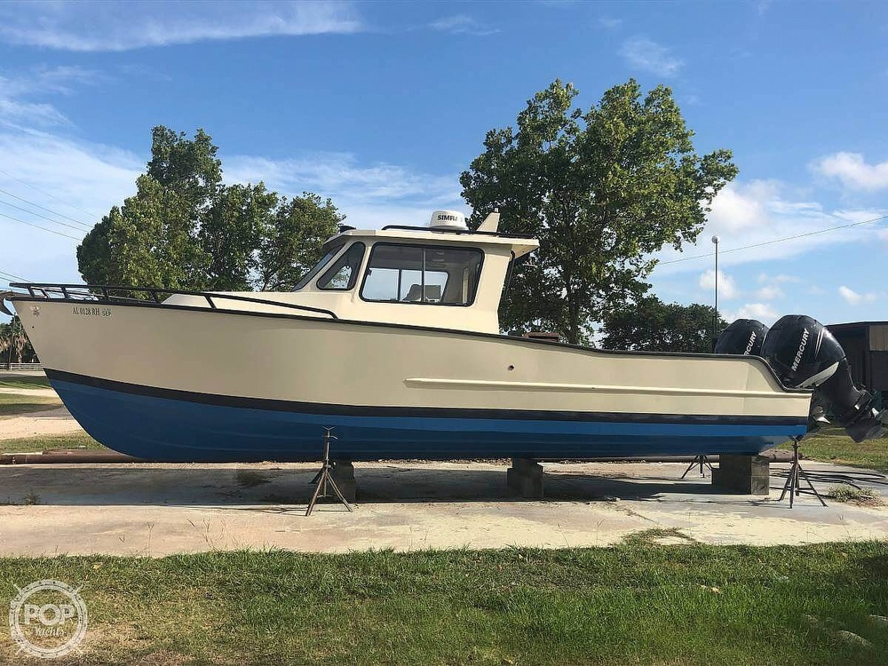 2017 Custom boat for sale, model of the boat is 35 Aluminum Hull & Image # 6 of 18