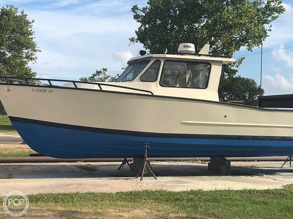 2017 Custom boat for sale, model of the boat is 35 Aluminum Hull & Image # 8 of 18