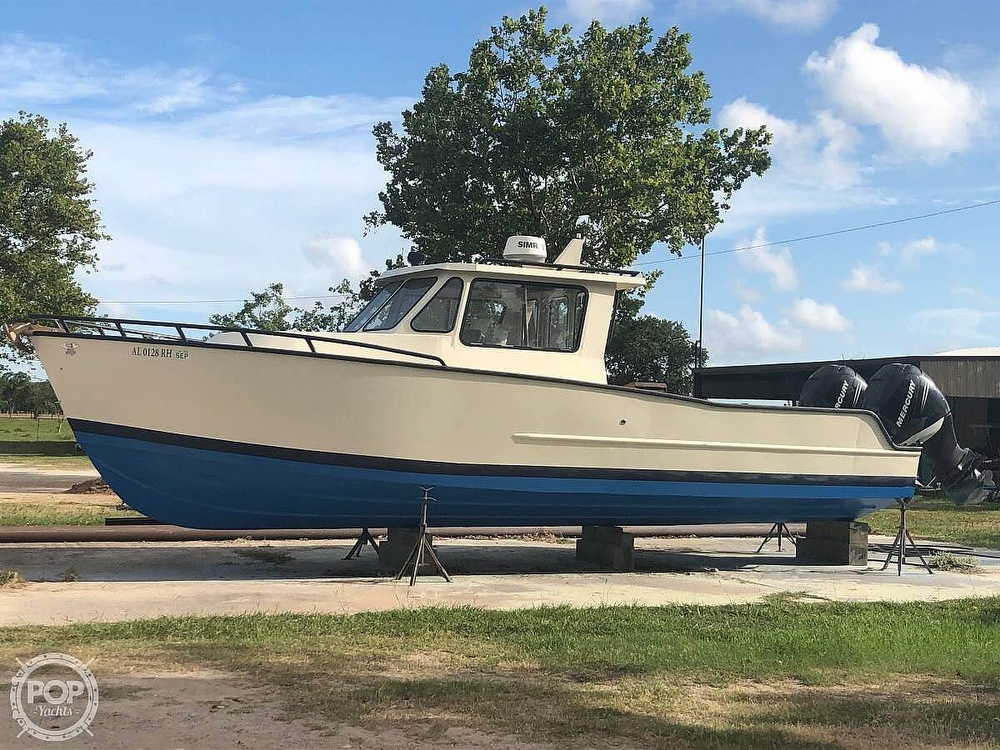 2017 Custom boat for sale, model of the boat is 35 Aluminum Hull & Image # 12 of 18