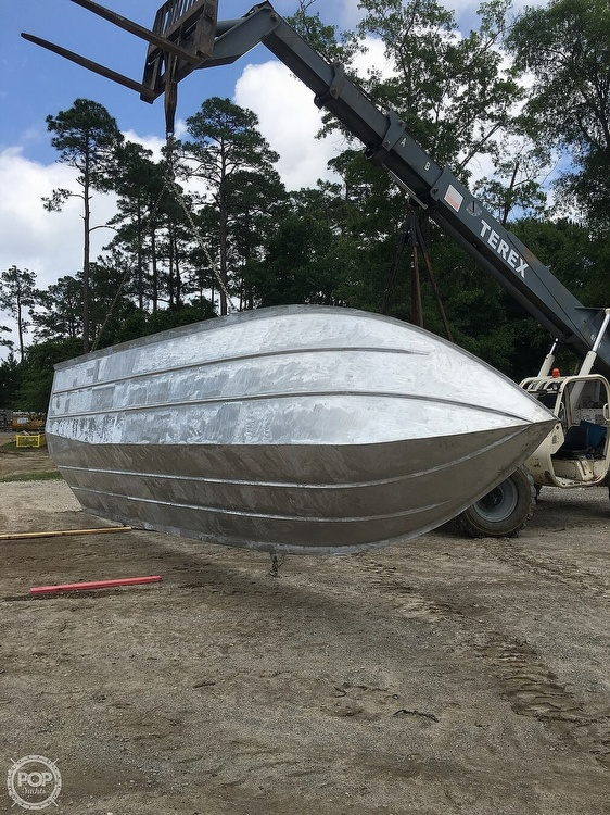2017 Custom boat for sale, model of the boat is 35 Aluminum Hull & Image # 13 of 18