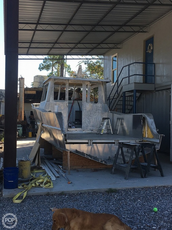 2017 Custom boat for sale, model of the boat is 35 Aluminum Hull & Image # 15 of 18
