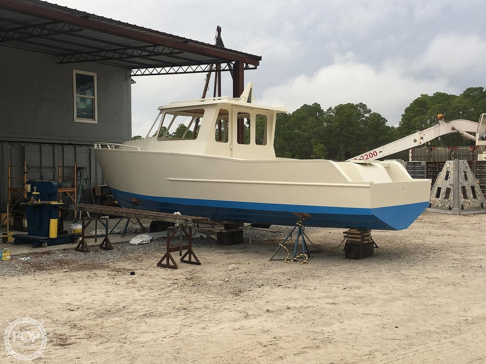 2017 Custom boat for sale, model of the boat is 35 Aluminum Hull & Image # 17 of 18