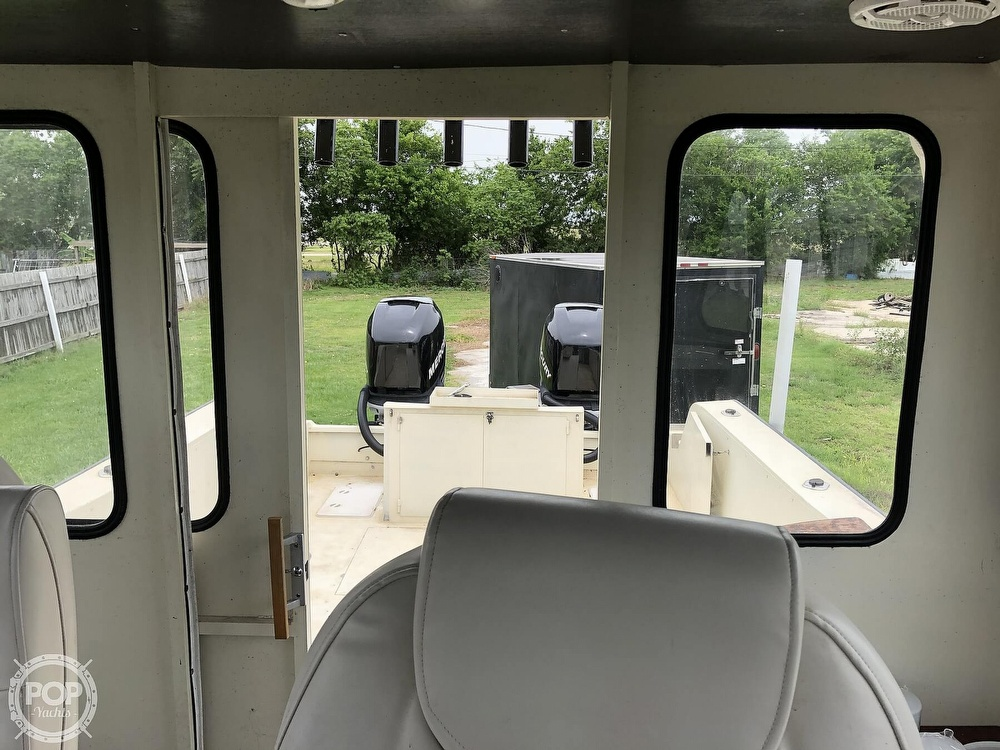 2017 Custom boat for sale, model of the boat is 35 Aluminum Hull & Image # 22 of 34