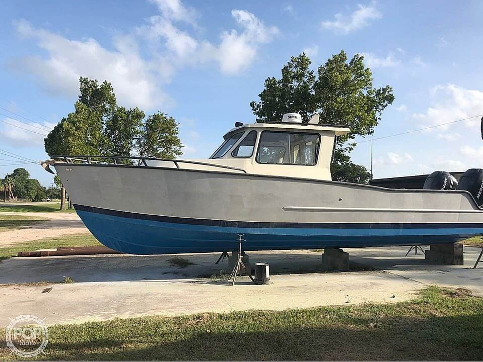 2017 Custom boat for sale, model of the boat is 35 Aluminum Hull & Image # 28 of 34