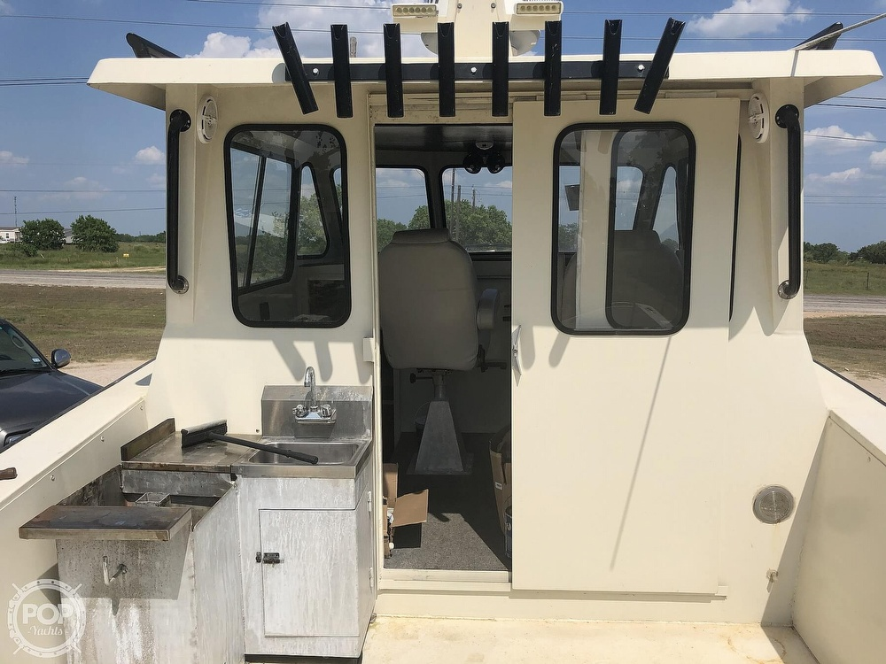2017 Custom boat for sale, model of the boat is 35 Aluminum Hull & Image # 19 of 34