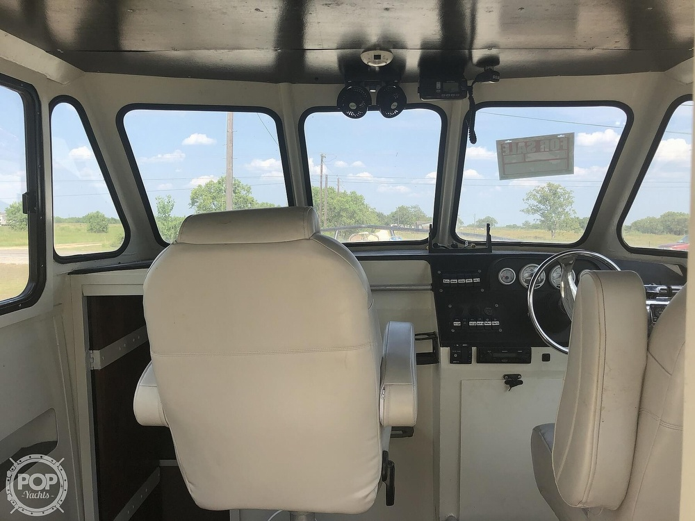 2017 Custom boat for sale, model of the boat is 35 Aluminum Hull & Image # 26 of 34