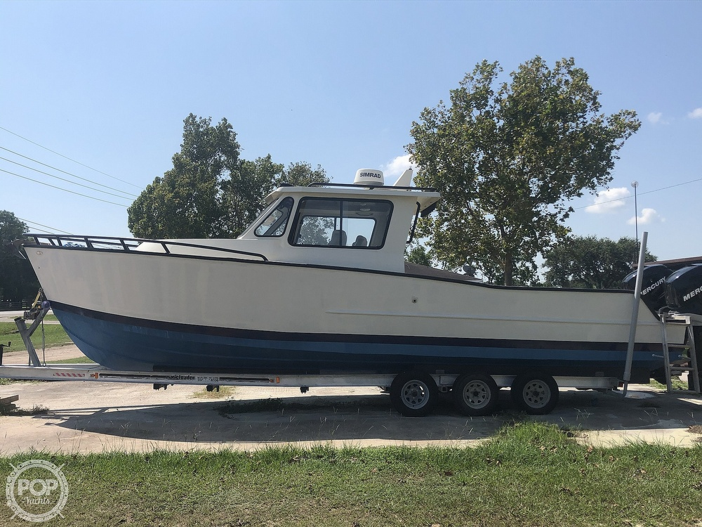 2017 Custom boat for sale, model of the boat is 35 Aluminum Hull & Image # 8 of 34