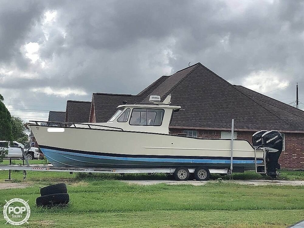2017 Custom boat for sale, model of the boat is 35 Aluminum Hull & Image # 5 of 34