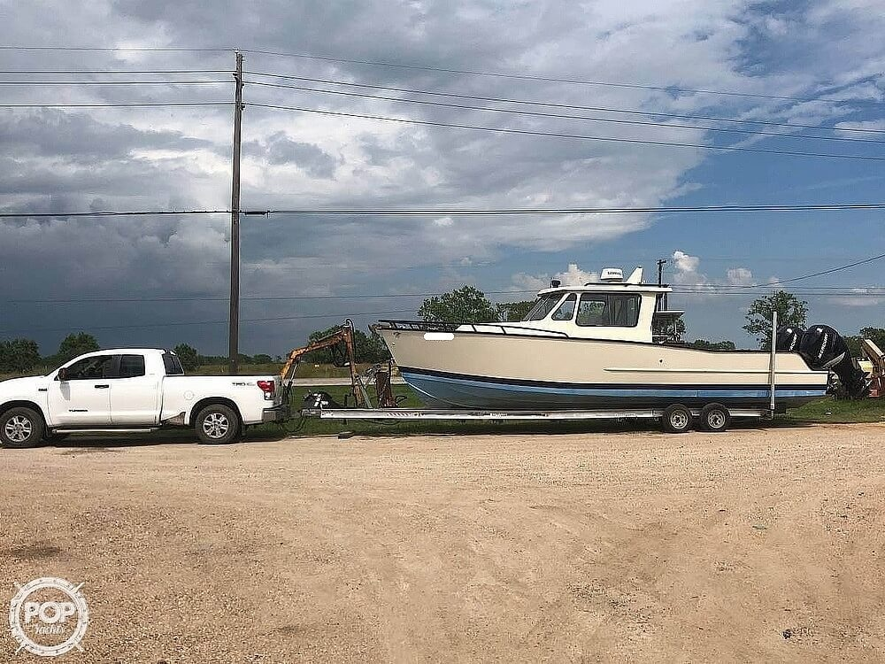 2017 Custom boat for sale, model of the boat is 35 Aluminum Hull & Image # 7 of 34