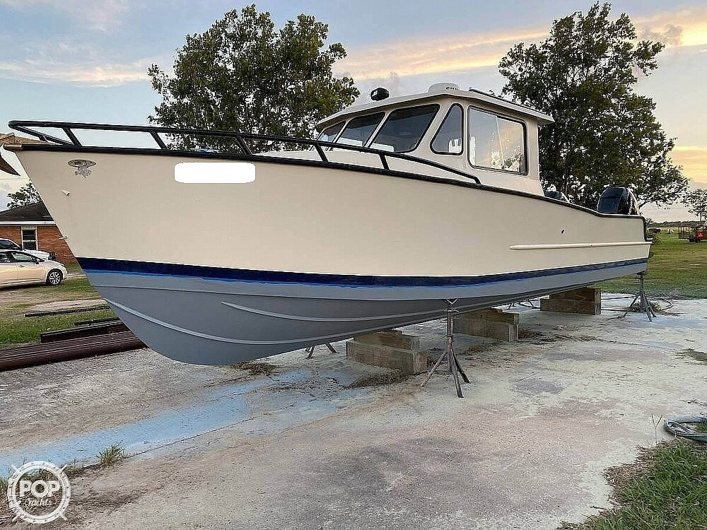 2017 Custom boat for sale, model of the boat is 35 Aluminum Hull & Image # 6 of 34