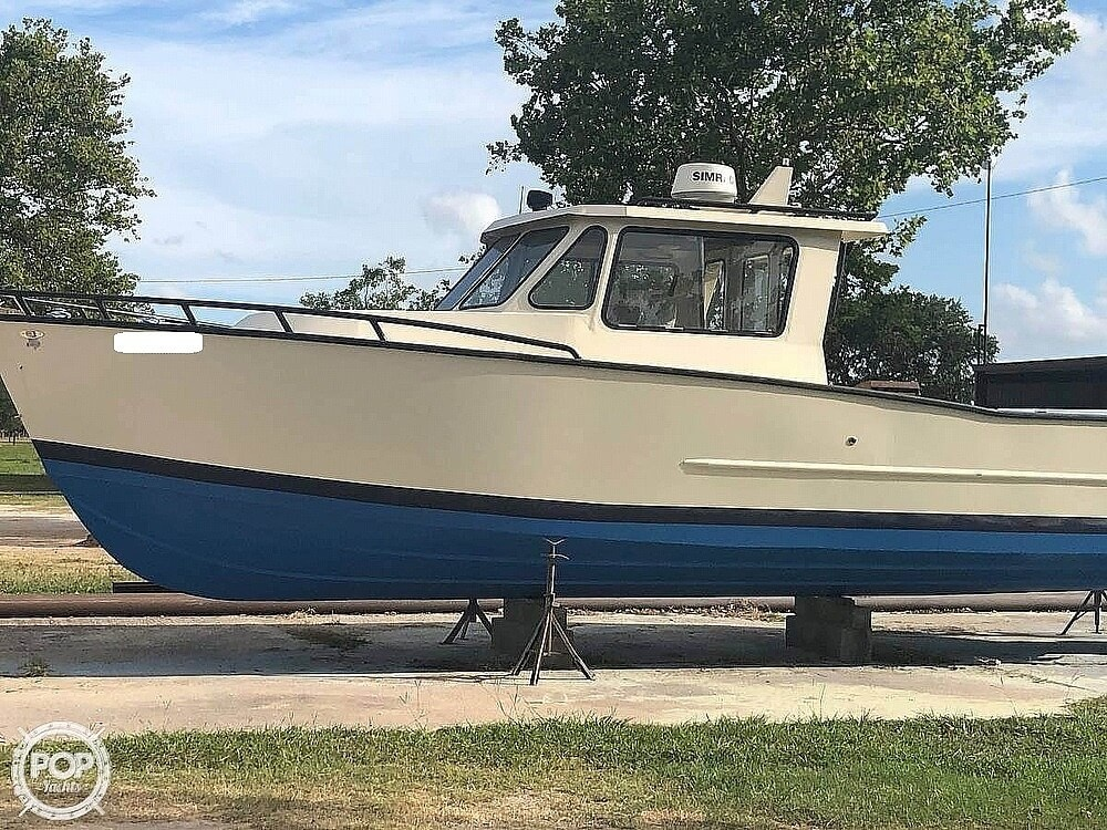 2017 Custom boat for sale, model of the boat is 35 Aluminum Hull & Image # 3 of 34