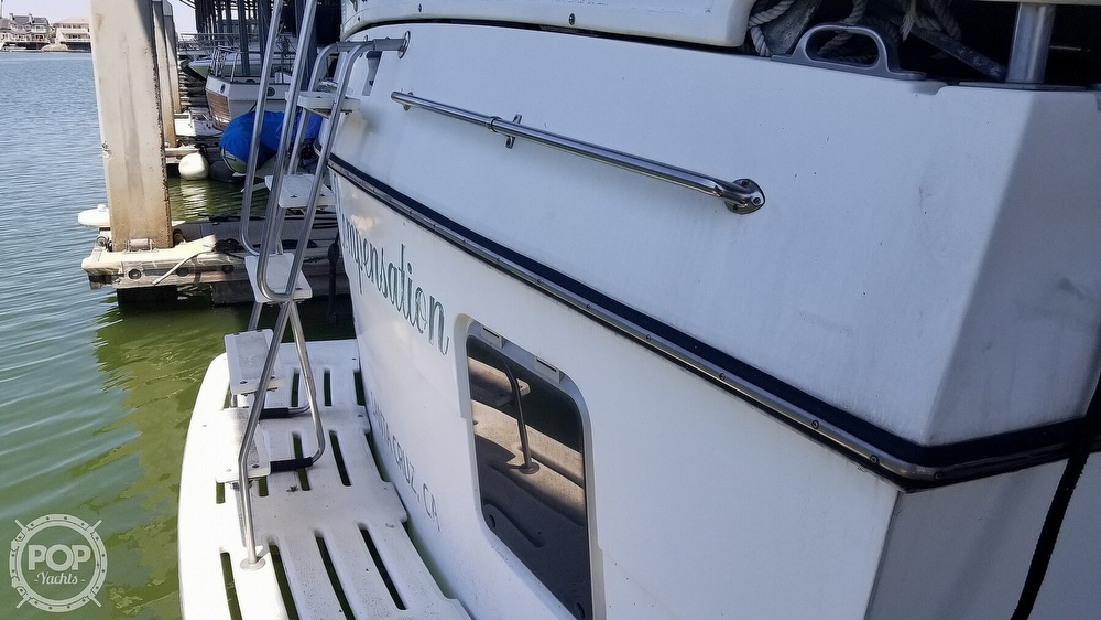 1989 Hyatt boat for sale, model of the boat is Del Rey & Image # 6 of 40