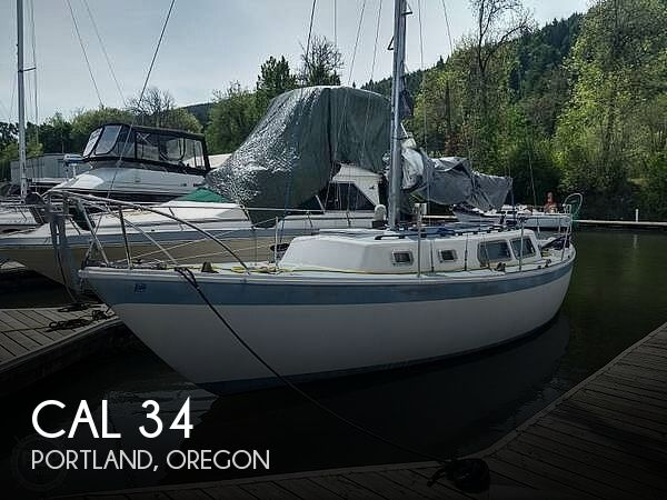 Used Cal Boats For Sale by owner | 1968 CAL 34