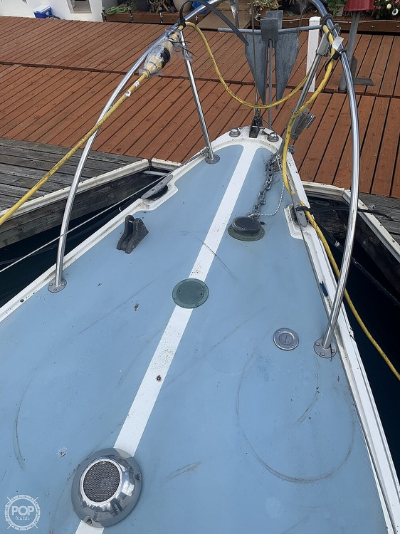 1968 CAL boat for sale, model of the boat is 34 & Image # 7 of 40
