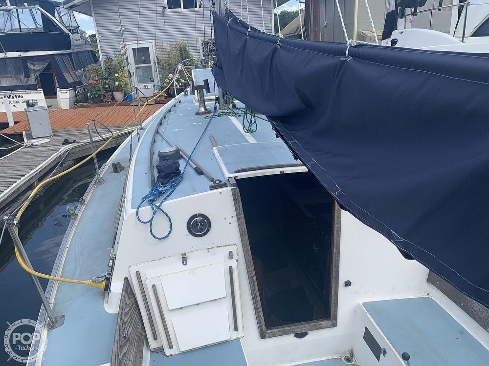 1968 CAL boat for sale, model of the boat is 34 & Image # 21 of 40