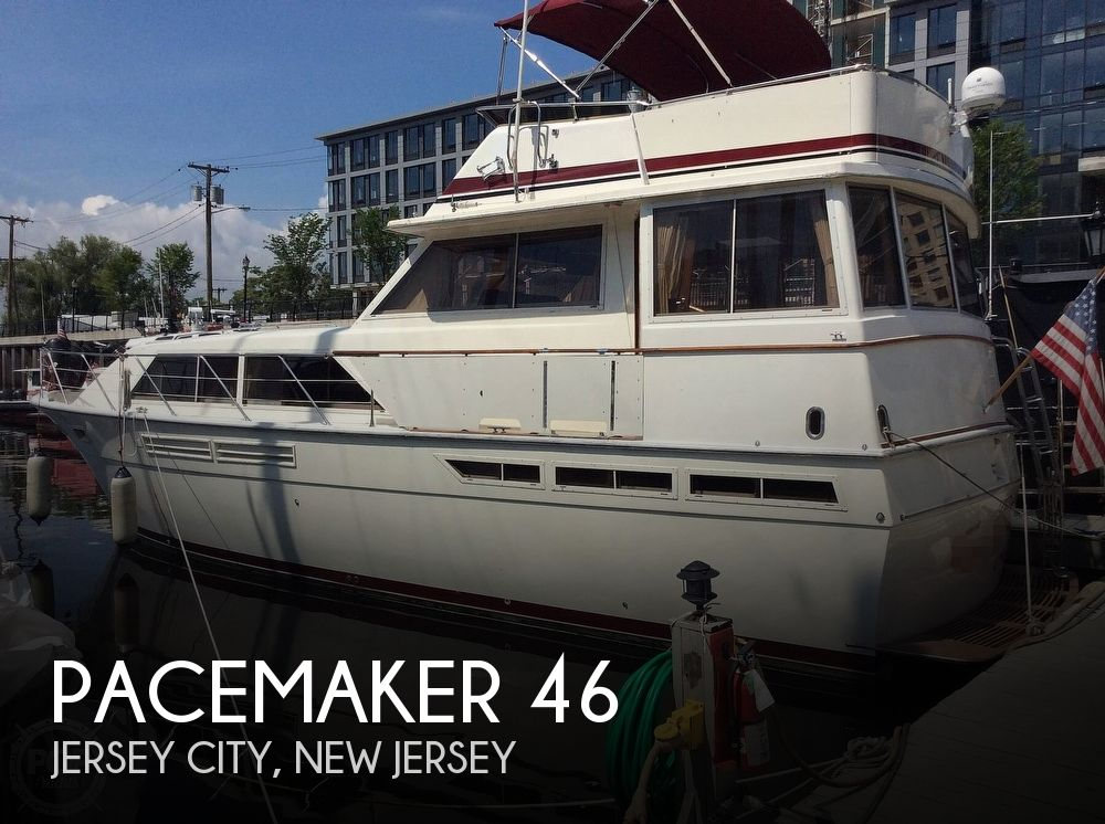 Used Pacemaker Boats For Sale by owner | 1978 Pacemaker 46