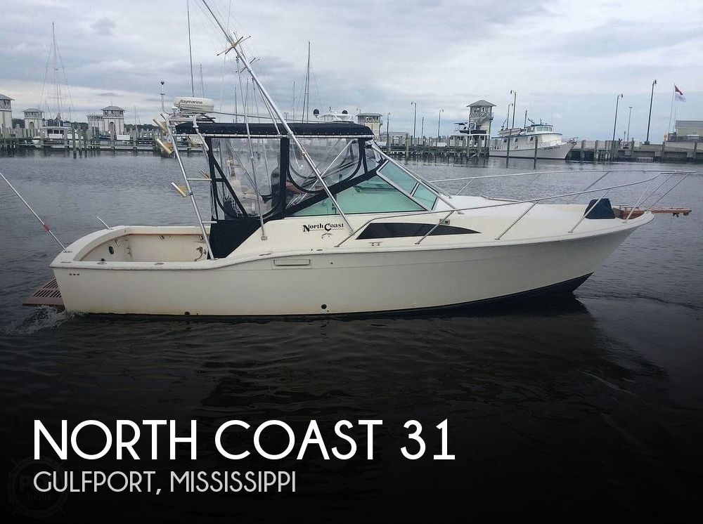 Used North Coast Boats For Sale by owner | 1989 North Coast 31 Express