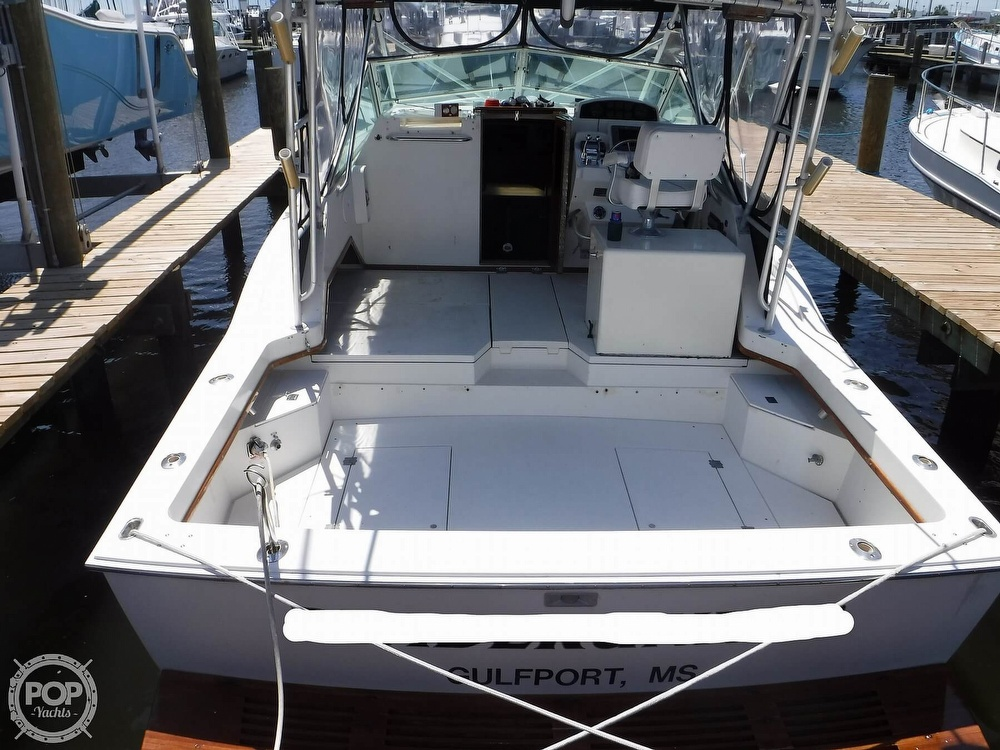 1989 North Coast boat for sale, model of the boat is 31 Express & Image # 6 of 40