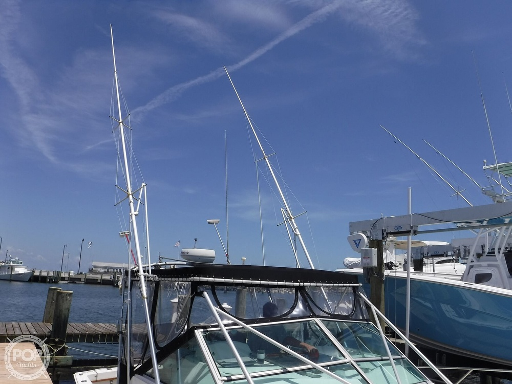1989 North Coast boat for sale, model of the boat is 31 Express & Image # 11 of 40