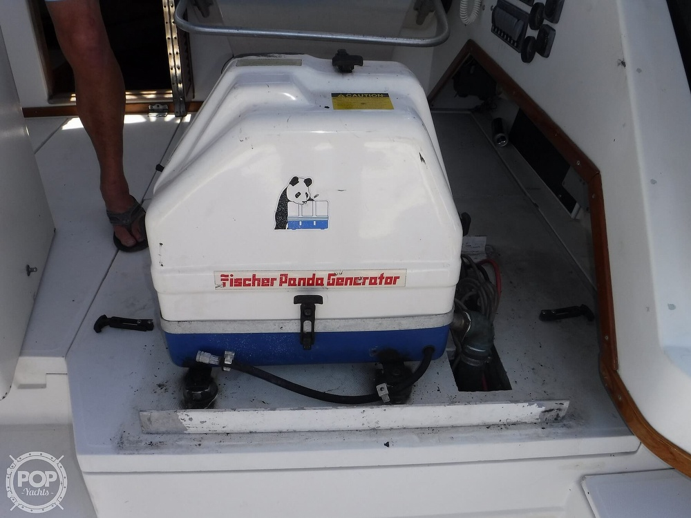 1989 North Coast boat for sale, model of the boat is 31 Express & Image # 16 of 40