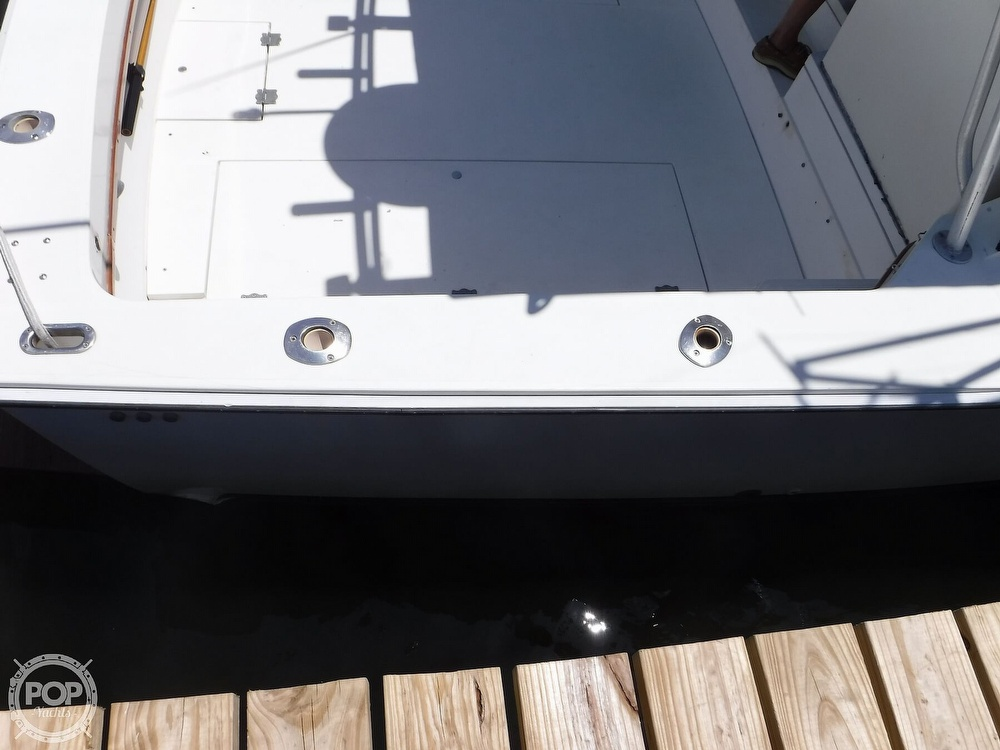 1989 North Coast boat for sale, model of the boat is 31 Express & Image # 29 of 40