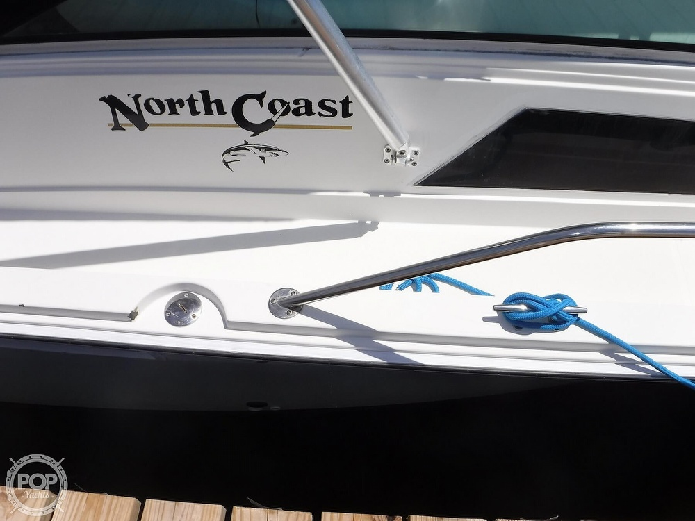 1989 North Coast boat for sale, model of the boat is 31 Express & Image # 32 of 40