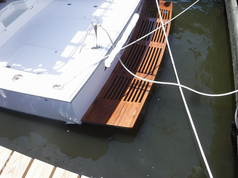 1989 North Coast boat for sale, model of the boat is 31 Express & Image # 37 of 40