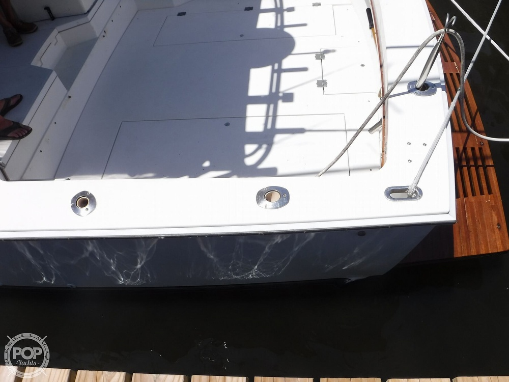 1989 North Coast boat for sale, model of the boat is 31 Express & Image # 38 of 40