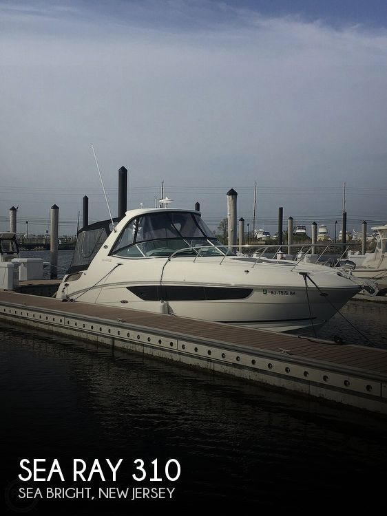 Used Sea Ray 31 Boats For Sale by owner | 2015 Sea Ray 310 Sundancer