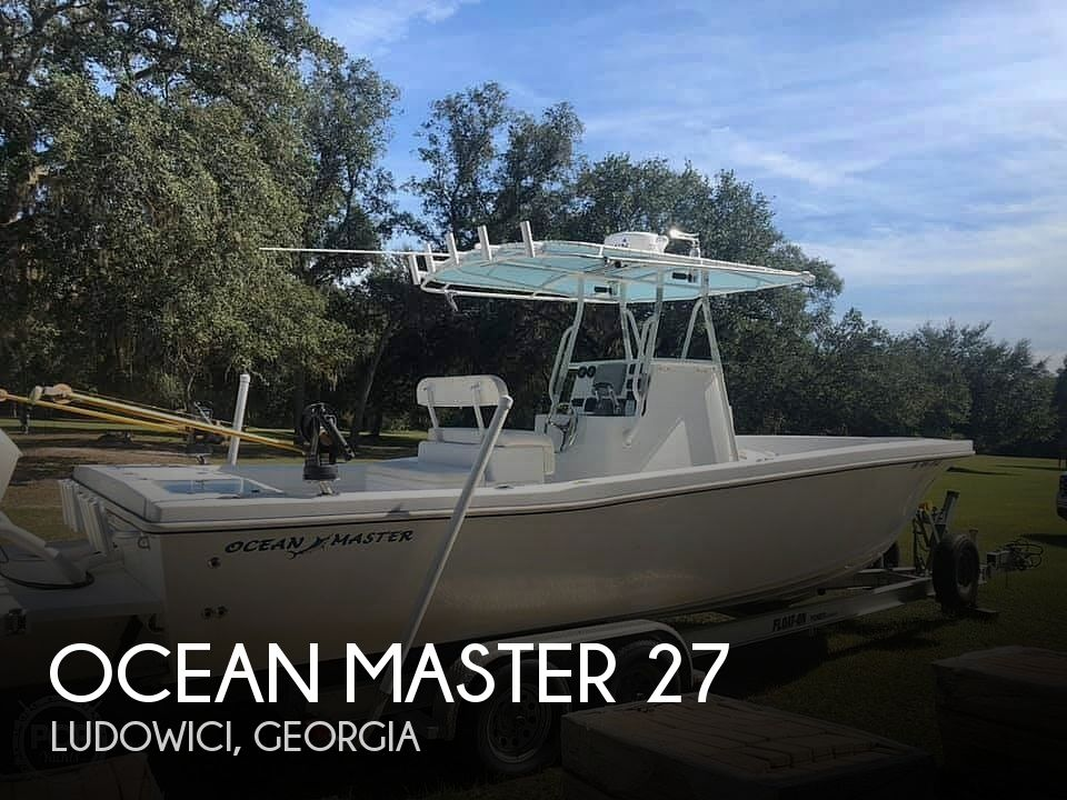 Used Ocean Master Boats For Sale by owner | 2012 Ocean Master 27