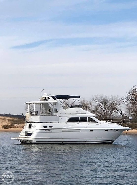 1997 Cruisers Yachts boat for sale, model of the boat is 3650 MY & Image # 6 of 40