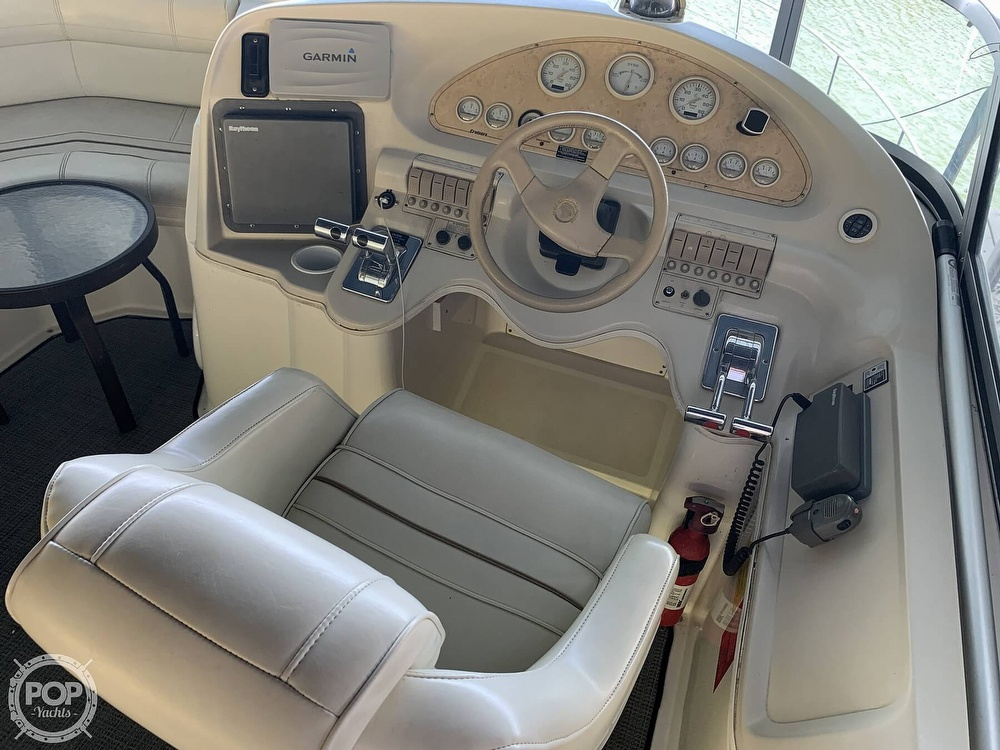 1997 Cruisers Yachts boat for sale, model of the boat is 3650 MY & Image # 29 of 40