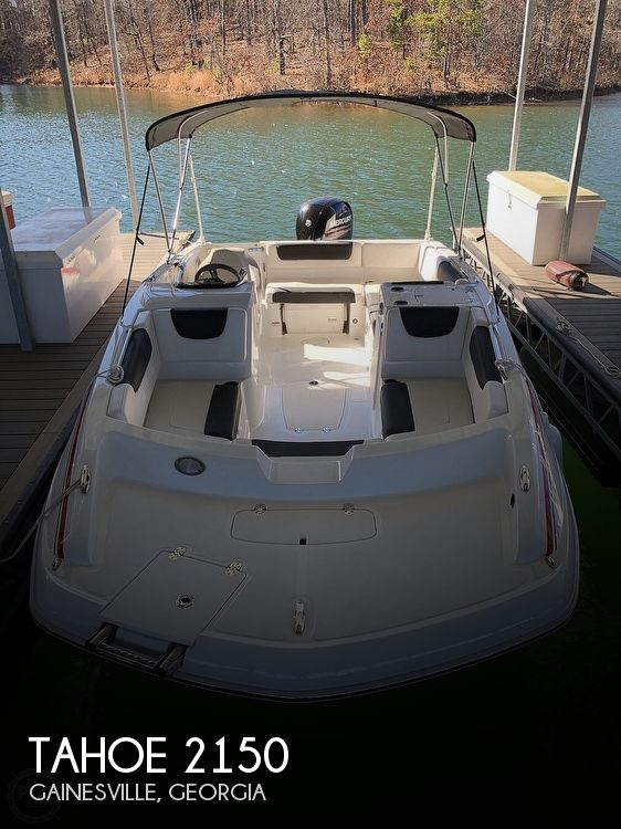 Used Tahoe Boats For Sale by owner | 2018 Tahoe 2150