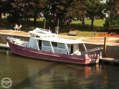 Blount 60 Converted Research Vessel, 60, for sale - $66,700