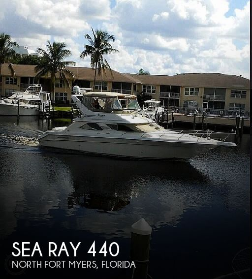 Used Sea Ray 44 Boats For Sale by owner | 1996 Sea Ray 440 Express Bridge