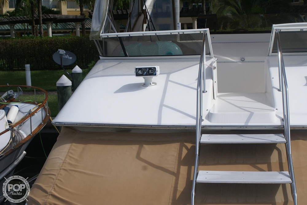 1996 Sea Ray boat for sale, model of the boat is 440 Express Bridge & Image # 17 of 40