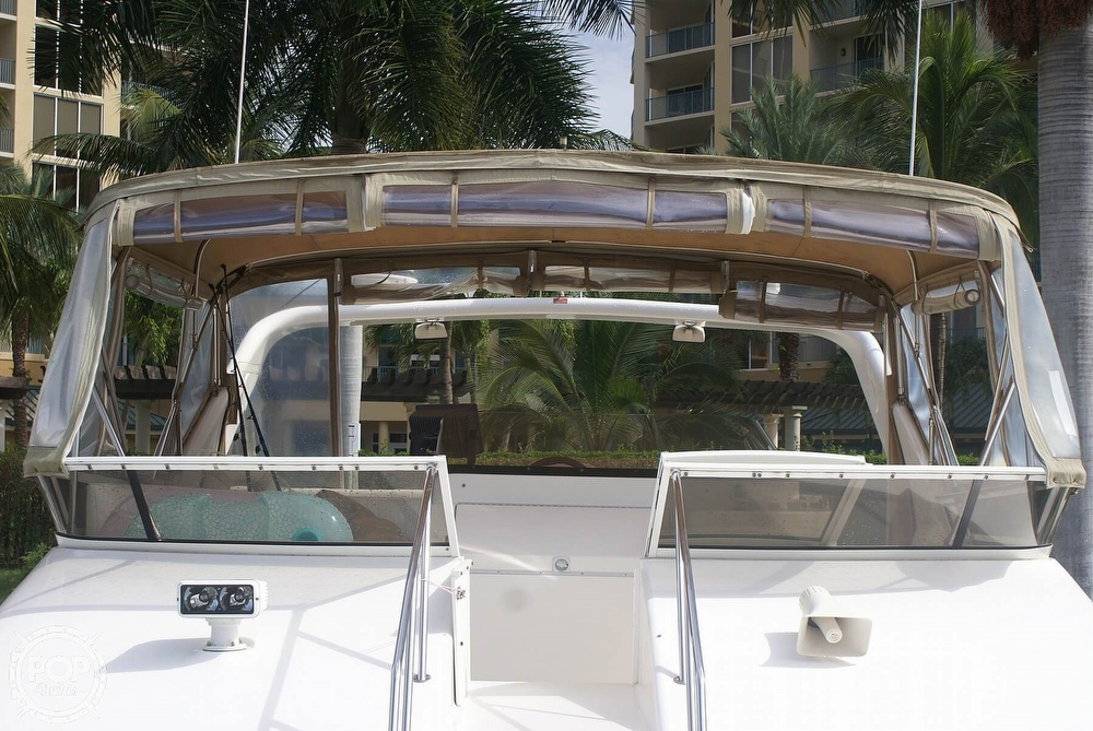 1996 Sea Ray boat for sale, model of the boat is 440 Express Bridge & Image # 18 of 40