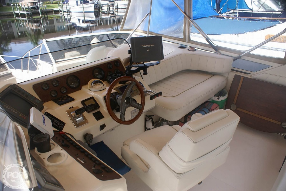 1996 Sea Ray boat for sale, model of the boat is 440 Express Bridge & Image # 23 of 40