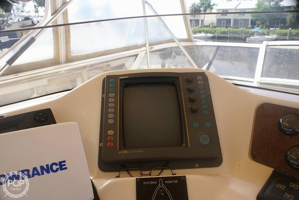1996 Sea Ray boat for sale, model of the boat is 440 Express Bridge & Image # 32 of 40