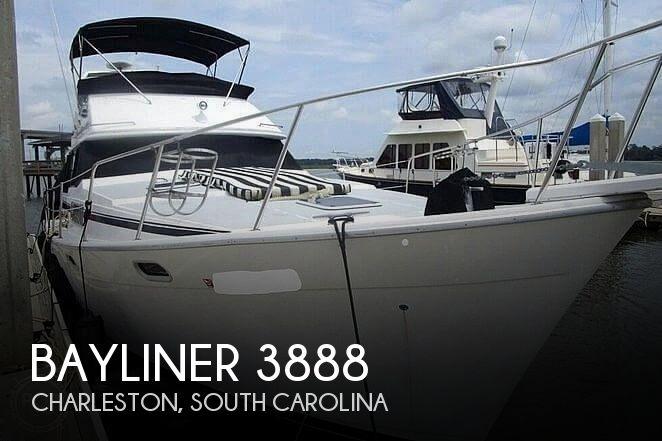 Used Bayliner Motoryacht Boats For Sale by owner | 1990 Bayliner 3888 motoryacht