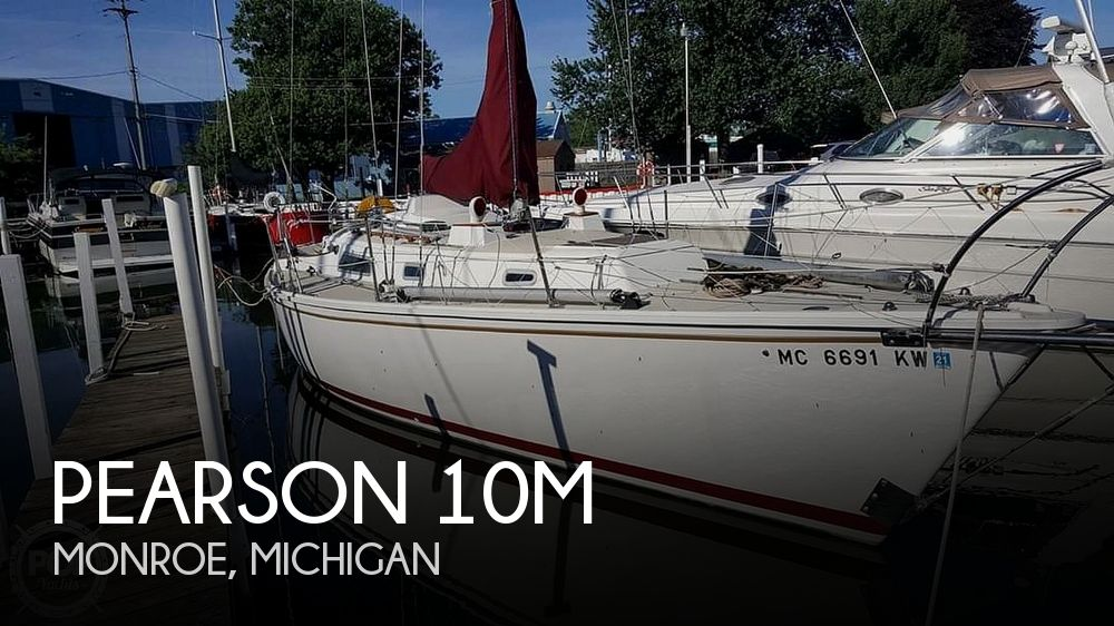 Used Tillotson   Pearson 10-M Tall Rig Boats For Sale by owner | 1975 Pearson 10-M Tall Rig