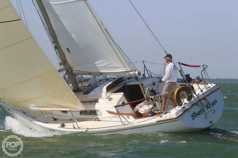 1975 Pearson boat for sale, model of the boat is 10-M Tall Rig & Image # 4 of 14