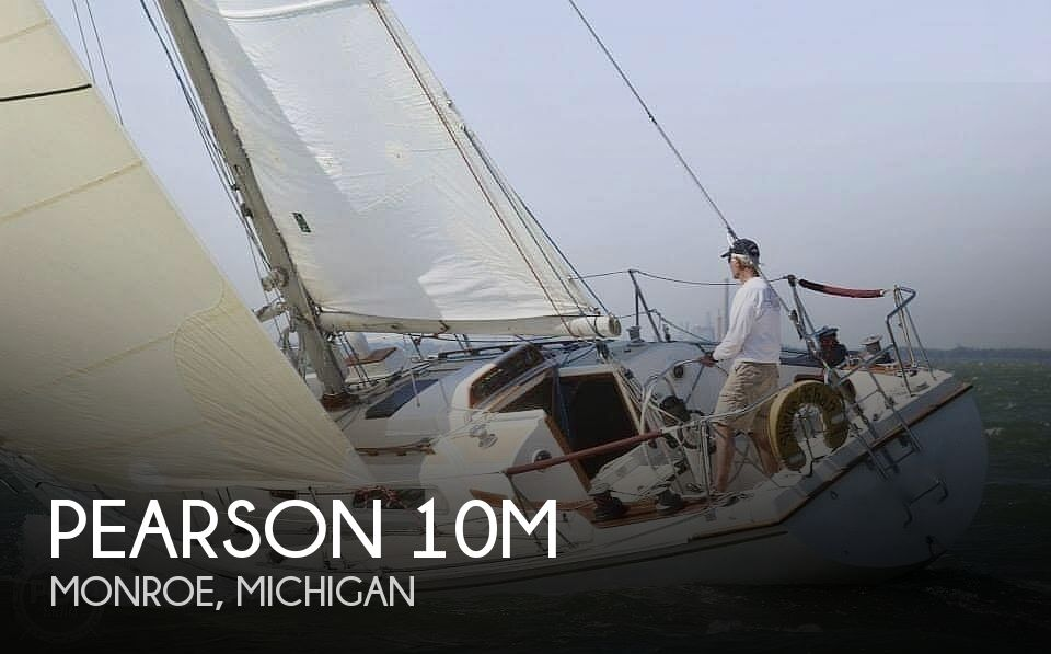1975 Pearson boat for sale, model of the boat is 10M & Image # 1 of 12