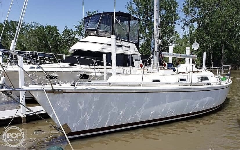 1975 Pearson boat for sale, model of the boat is 10M & Image # 7 of 12