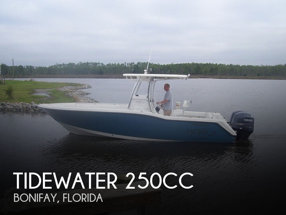 Used Tidewater Boats For Sale by owner | 2009 Tidewater 250cc