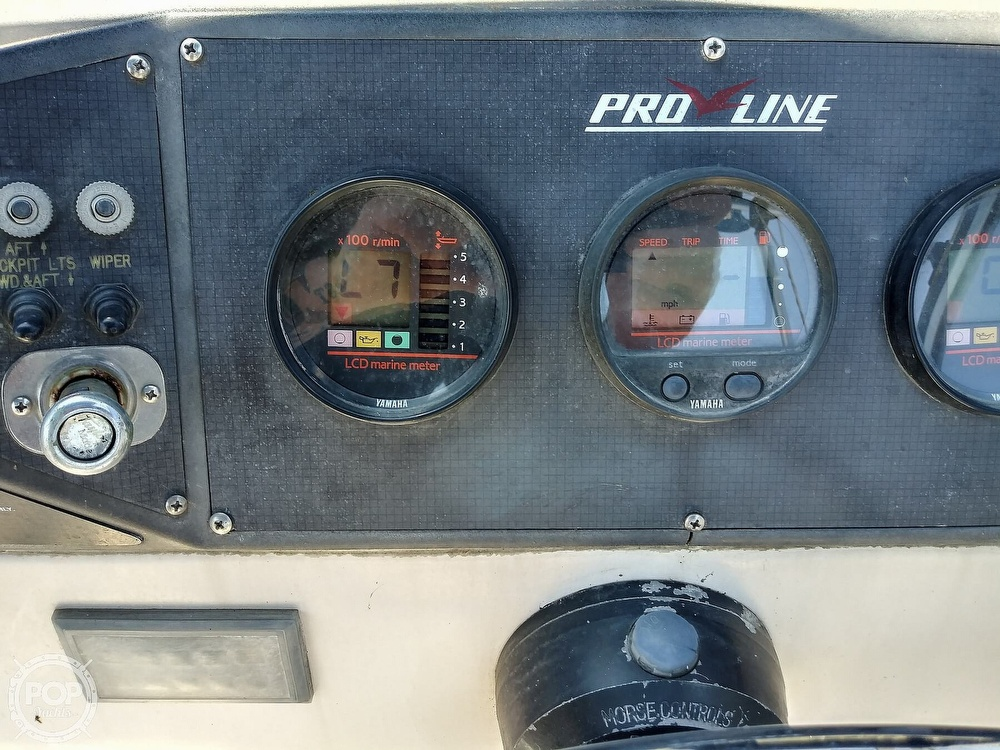 1992 Pro-Line boat for sale, model of the boat is 2510 & Image # 18 of 22