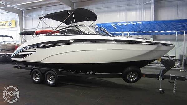 2019 Yamaha boat for sale, model of the boat is SX240 & Image # 1 of 3