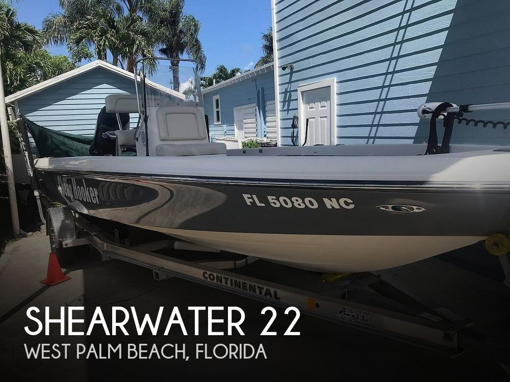 Used Shearwater Boats For Sale by owner | 2006 Shearwater 22