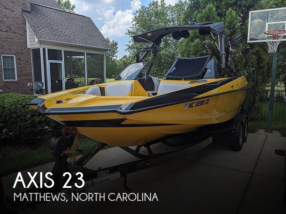 Used Boats For Sale in Charlotte, North Carolina by owner | 2013 Axis 23
